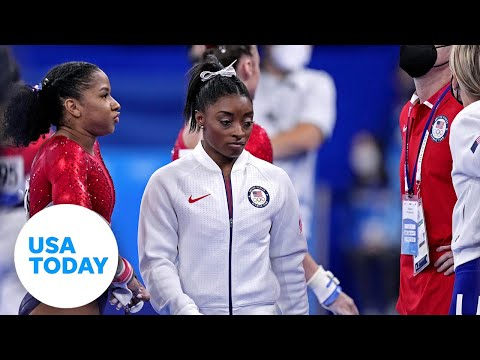 Simone Biles out of team final, US surfing gold, more to watch Wednesday | USA TODAY 1