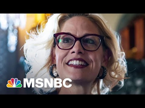 Sen. Sinema Faces Criticism From Progressives For Opposing $3.5T Price Tag 3