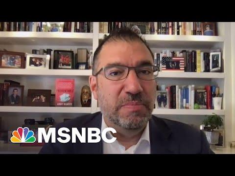 Andy Slavitt On FDA Approval For Covid Vaccine | MSNBC 5