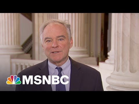 Kaine: Bipartisan Infrastructure Bill 'Is A Big Deal' 3