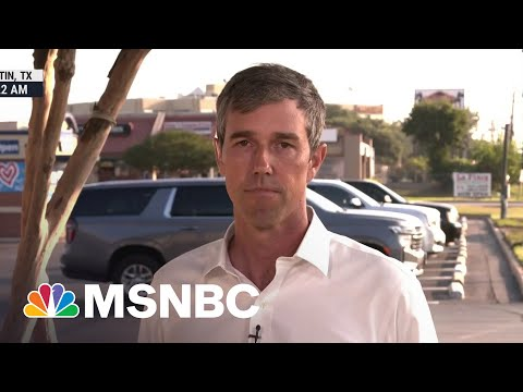 Beto O'Rourke Talks Voting Rights Reform As Texans Begin March 2