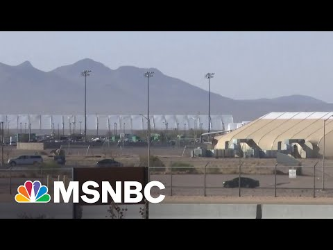 """Whistleblower Says Fort Bliss Migrant Facility Felt Like A """"Prison"""" For Kids 1"""