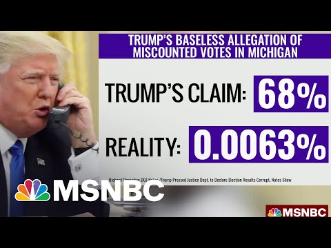 Mystal: Who Are The GOP Congressman Trump Reportedly Said Were Going To Help Him Steal The Election? 6