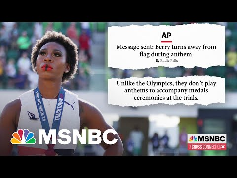 Conservative Media Outlets Spark Outrage Over Olympian's Stance 1