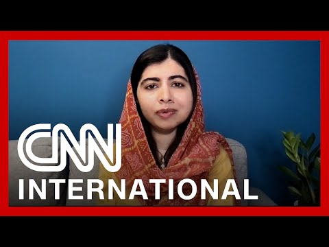 Malala Yousafzai: Women's rights can't be compromised during Afghanistan talks 2