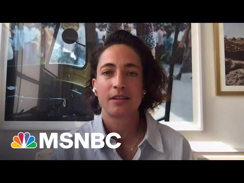 Paola Ramos: Trump's Improvement Among Latino Voters is 'Beyond Politics' 1
