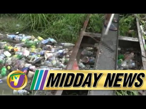 Tropical Storm Elsa Leaves Flooding Across Jamaica | TVJ Midday News - July 5 2021 1