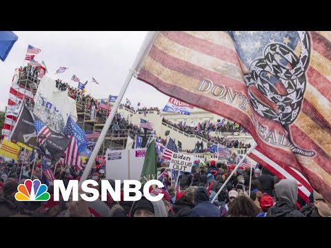 Republican Use 'The Big Lie' As Key Message In Midterms | MSNBC 9