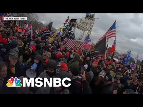Marking Six Months Since The January 6 Attacks On U.S. Capitol | MSNBC 5