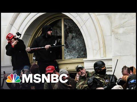 Most Republicans Ignore GOP's 'Moral Failure' After Capitol Riot 1