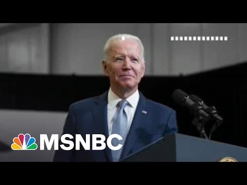 Biden Takes Infrastructure Sales Pitch To Trump Country 4