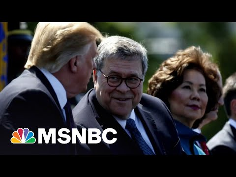 Bill Barr 'Lied To Us Over And Over Again,' Says Legal Analyst 4