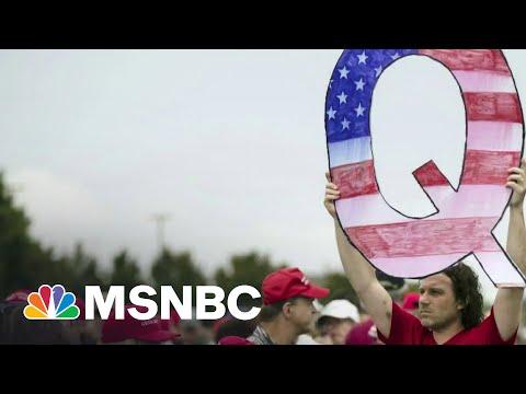 How QAnon Supporters Work To Spread Ideas Via School Boards | MSNBC 1