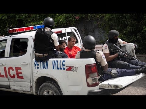 It's uncertain who is in control of Haiti currently, political instability could lead to violence 6