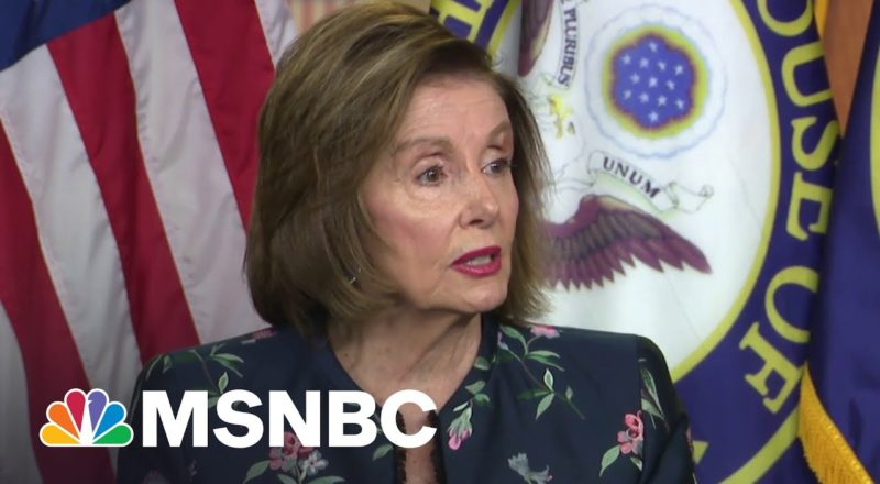 Nancy Pelosi Assures January 6 Select Committee Will 'Seek The Truth' 1