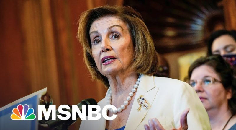 Pelosi Won't Allow Jan. 6th Committee To 'Turn Into A Circus Act' 1