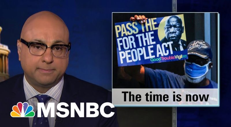 Ali Velshi: Now Is The Time To Protect The Right To Vote 1