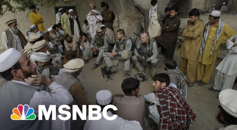 Senator Duckworth Insists U.S. Not Leave Afghan Allies Behind 1