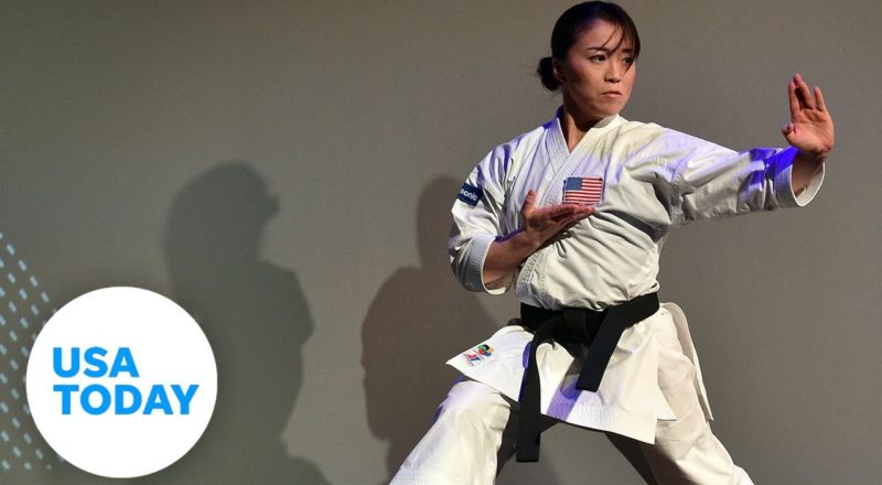 Karate makes its Olympic debut in Tokyo, here's what you need to know | USA TODAY 1