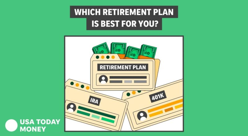 401k, IRA: How to choose a retirement plan that's best for you 1