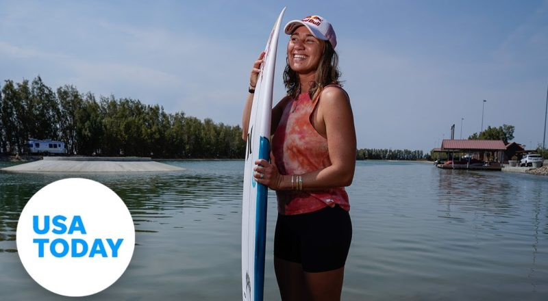 Olympics delay brought a renewed love of surfing to Carissa Moore | USA TODAY 1