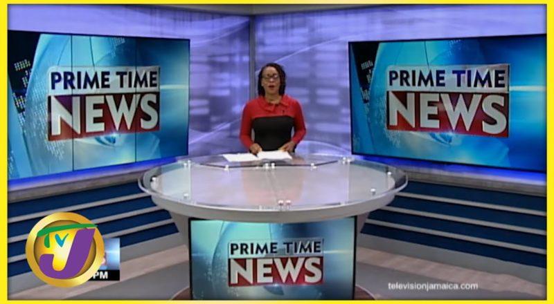 Jamaican News Headlines   TVJ News - July 21 2021 1