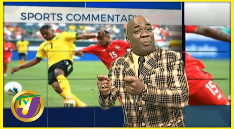 TVJ Sports Commentary - July 21 2021 1