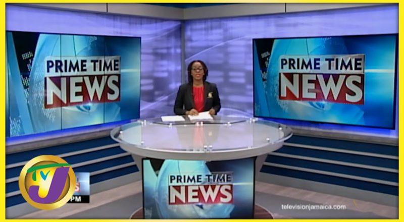 Jamaica News Headlines | TVJ News - July 22 2021 1