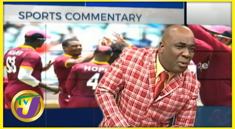 West Indies ODI Team | TVJ Sports Commentary - July 22 2021 1