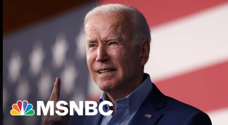 Biden White House: 'Not Our Role' To Issue Vaccine Mandates 1