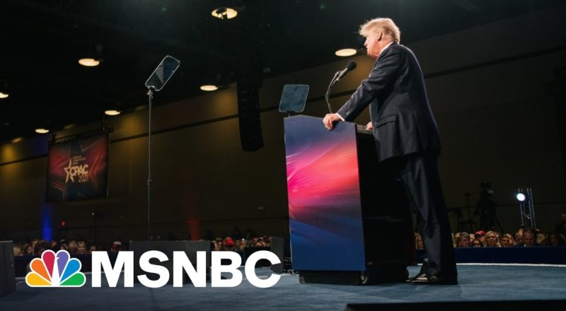 Bill Kristol: I Think Trump Wants To Be President Again 4