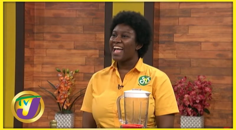 How to Grow a Business | Soulful Herbs & Spices | TVJ Smile Jamaica 1