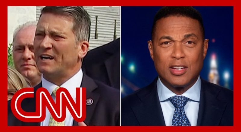 Trump's former doctor gets upset with reporters. Watch Don Lemon's reaction 1
