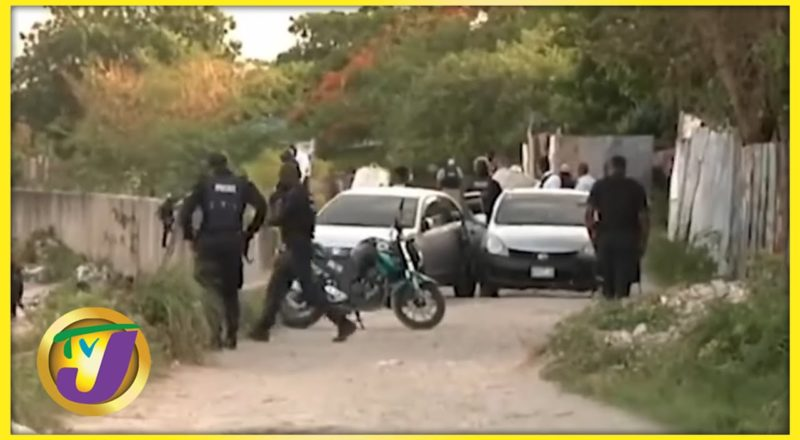 4 Killed in Riverton City | More PNP Controversy | Police and Gunmen Clash in Jamaica 1
