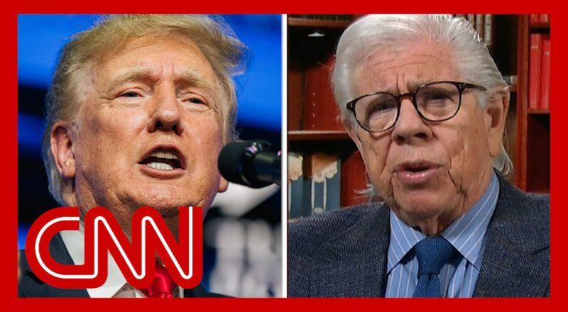 Carl Bernstein: Donald Trump is our own American war criminal 6