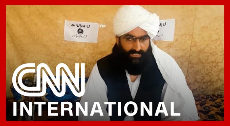 Pakistani Taliban leader reacts to Afghan gains after US withdrawal 6