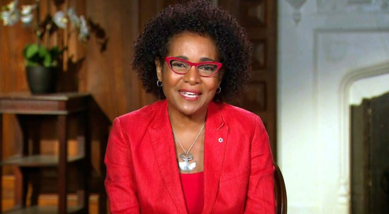'I think it's amazing, it's overdue': Former GG Michaelle Jean 1