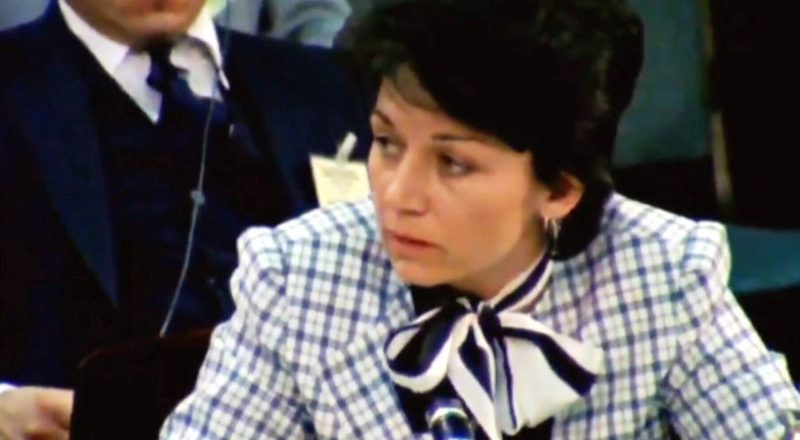 Archive: Mary Simon spars with Pierre Trudeau in 1984 1