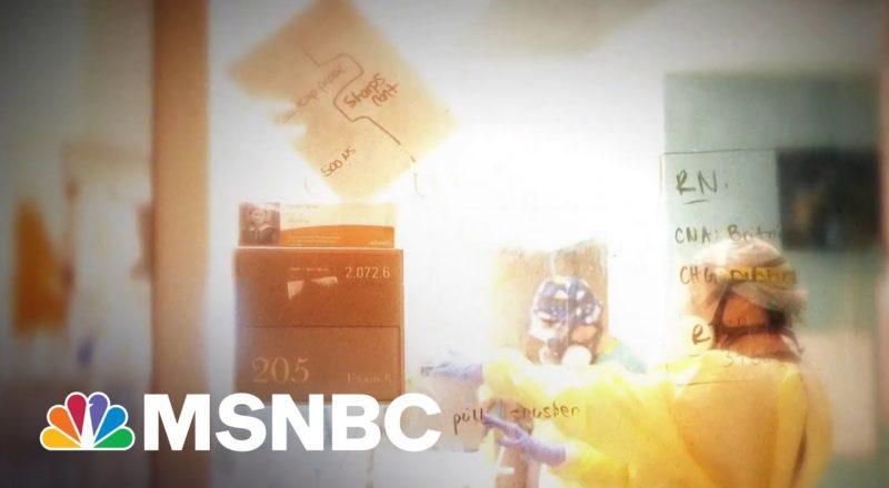 Rising Coronavirus Cases Fuel Resurgence Fears | MSNBC 1