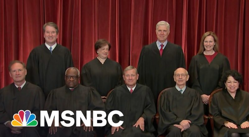 SCOTUS Is Driving A Conservative Car In First Gear, Says Analyst 1