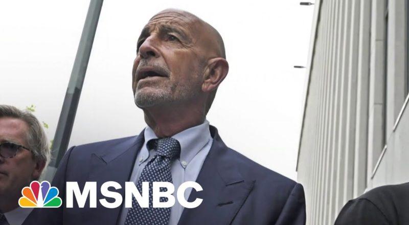 Trump Ally Tom Barrack Pleads Not Guilty In UAE Lobbying Case 5