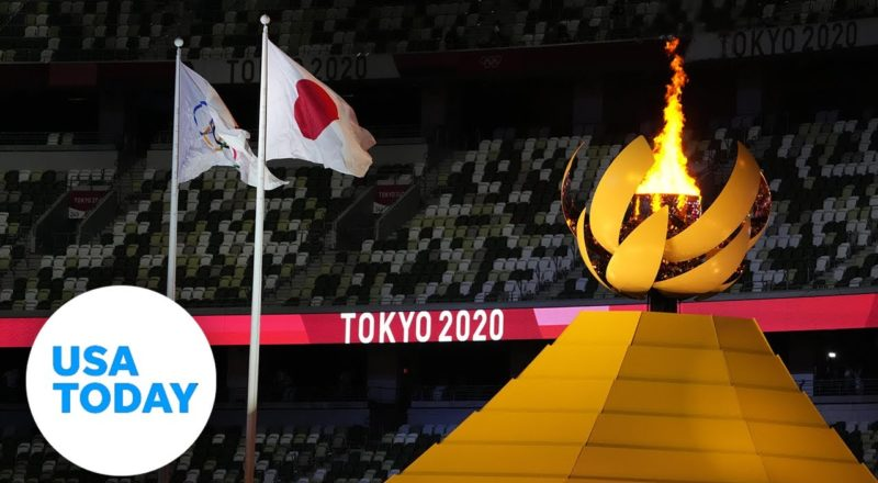 Tokyo Olympics: What you missed from the opening ceremony and what to watch on Saturday | USA TODAY 1