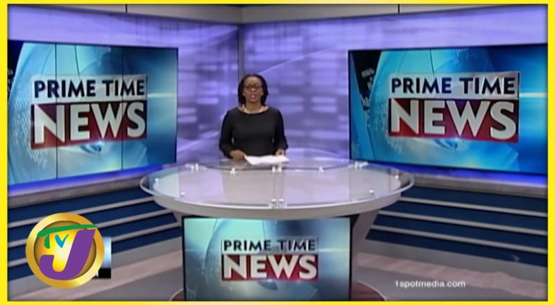 Jamaican News Headlines | TVJ News - July 23 2021 1