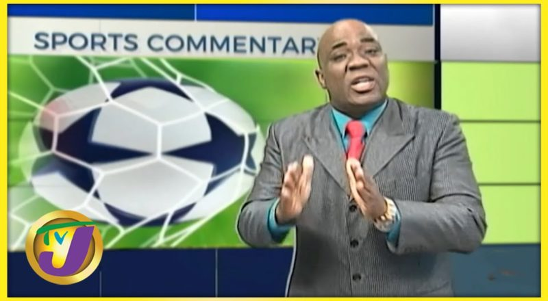 TVJ Sports Commentary - July 23 2021 1