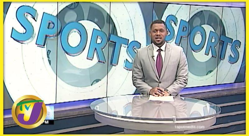 Jamaica Sports News Headline   TVJ News - July 24 2021 1