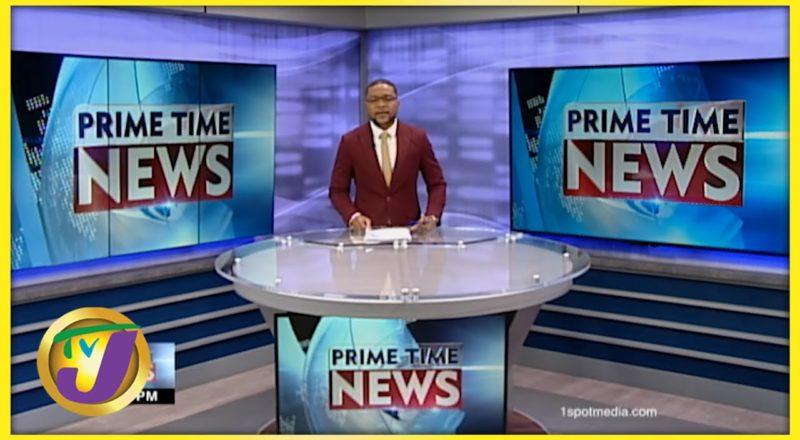 Jamaican News Headline   TVJ News - July 25 2021 1