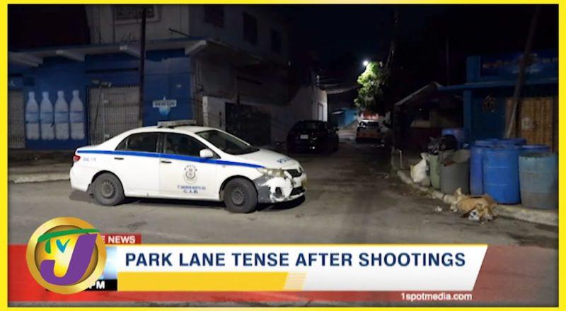 3 Dead, 4 Injured in Park Lane Shooting | TVJ News - July 25 2021 1