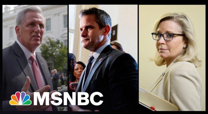 'Pelosi Republicans': McCarthy Blasts Select Cmte.'s GOP Members 5