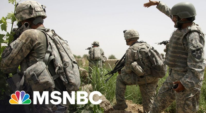 'They're Going To Die': Allies & Questions Remain In Wake Of U.S. Afghanistan Withdrawal 5