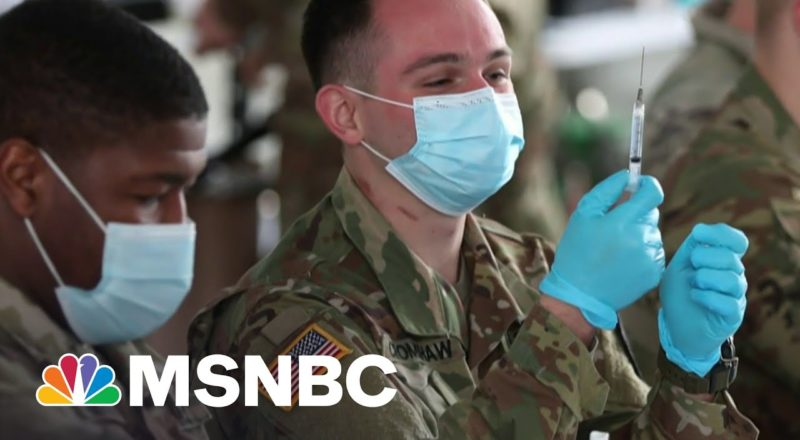 Why Some U.S. Service Members Are Still Vaccine Hesitant 1